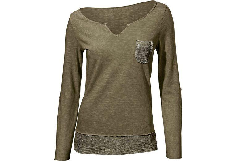 Creation L Shirt aus reiner Baumwolle Ausverkauf Günstig Kaufen Mode-Stil Jlk9jsG