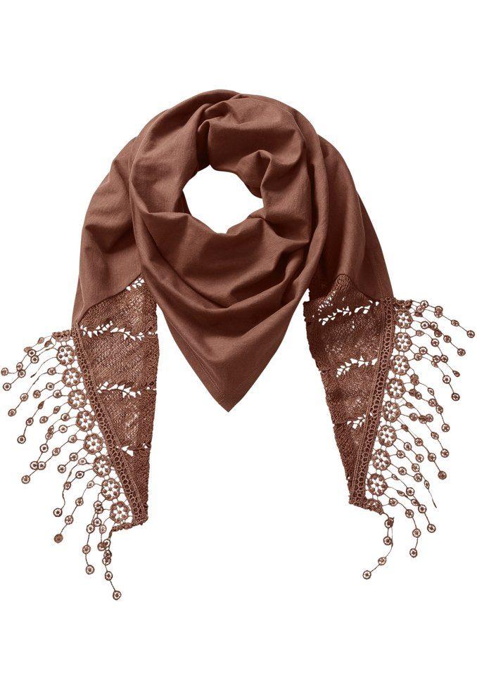 Ambria Schal aus reiner Baumwolle