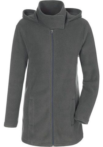 CLASSIC BASICS Флисовая куртка с капюшон