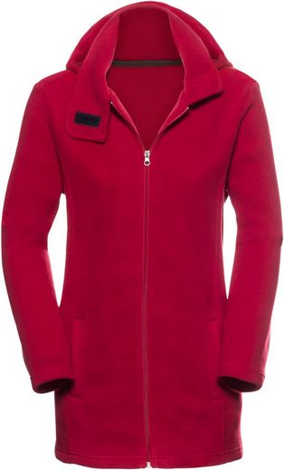 Classic Basics Fleece Jacket With Hood