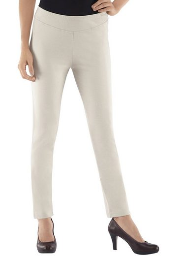 Ambria Jersey Pants With Stretch Proportion