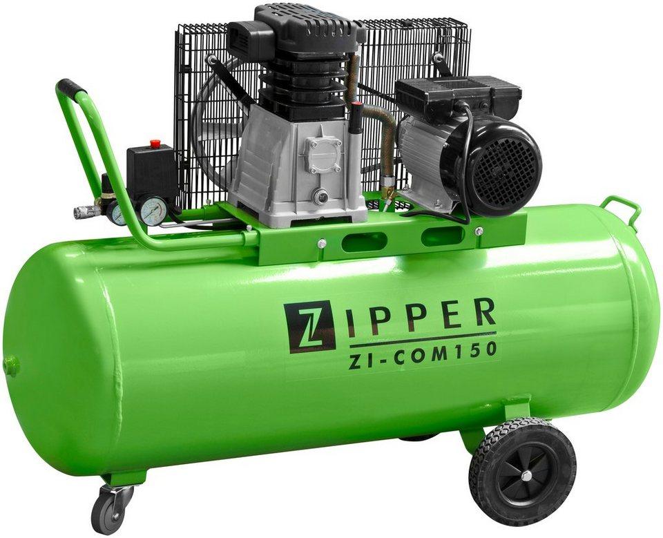 zipper kompressor zi com150 230v 50hz kaufen otto. Black Bedroom Furniture Sets. Home Design Ideas