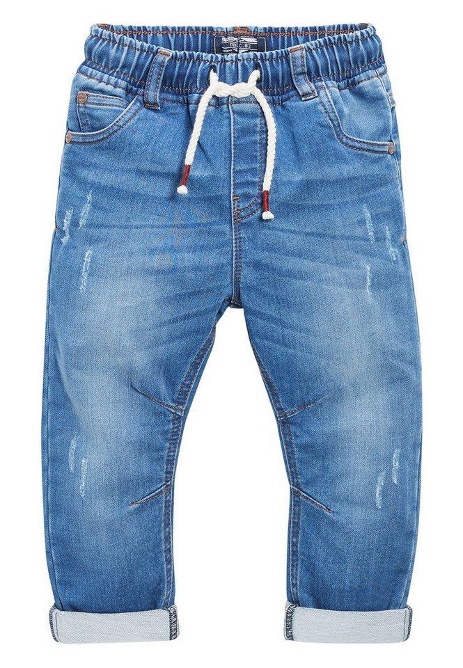 next jersey jogginghose im jeans look 3 monate bis 6. Black Bedroom Furniture Sets. Home Design Ideas