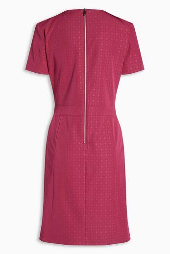 Next Business-Kleid mit Gürtel