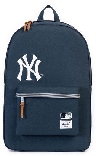 »heritage Yankees« Herschel Mit Laptopfach York Mlb Rucksack New qttn10Sx
