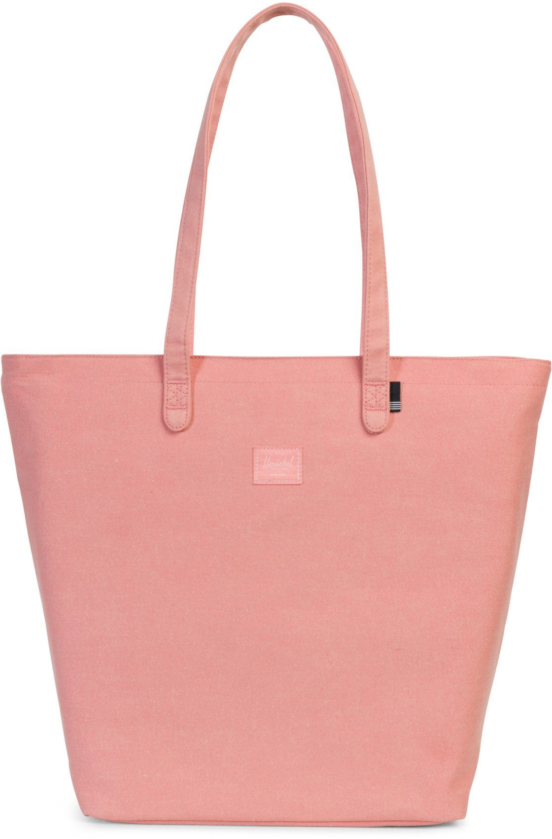 Herschel Shopper, »Mica, Cotton Canvas Strawberry Ice«