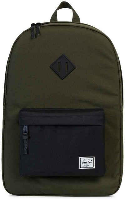 Herschel Grove X-small Backpack Rucksack Freizeitrucksack Tasche Black Schwarz Kindermode, Schuhe & Access.