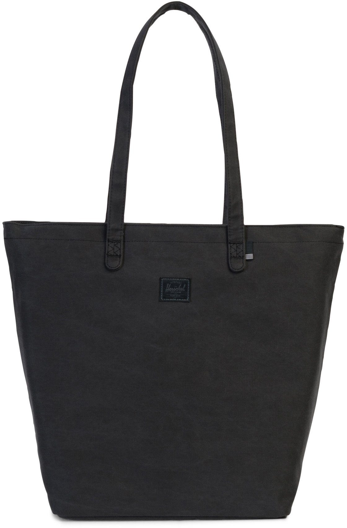 Herschel Shopper, »Mica, Cotton Canvas Black«