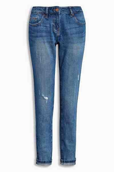 Next Jeans im Jungenschnitt