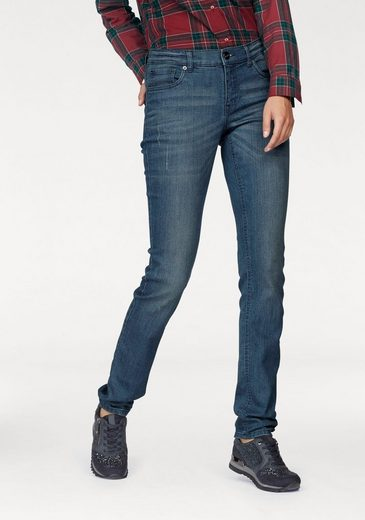 Aniston Röhrenjeans, im 5-Pocket-Style