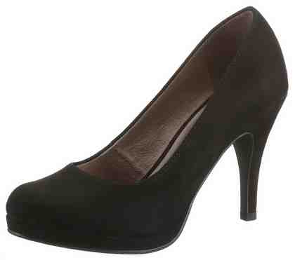 Tamaris »Taggia« High-Heel-Pumps, mit Plateau