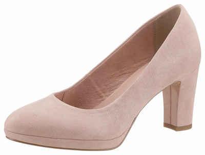 Nina »Teriann« Spangenpumps, mit verstellbarem Riemchen, rosa, rosa