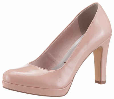 4901b91da803f Tamaris High-Heel-Pumps in schlichtem Look