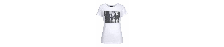 Tamaris T-Shirt, mit coolem Druck