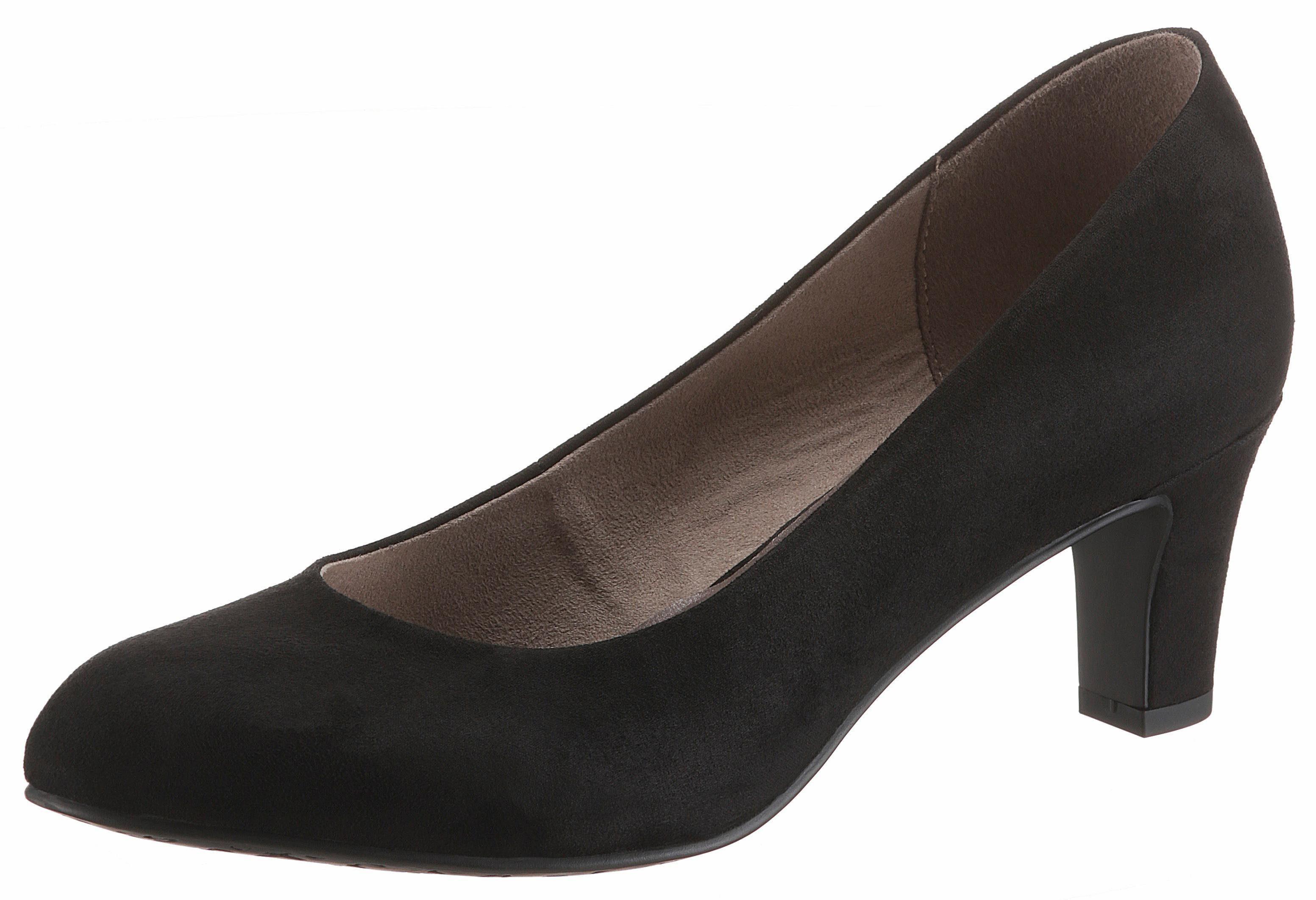 Tamaris Pumps, im eleganten Design online kaufen  schwarz