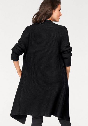 Aniston Long Sweater, Collar With