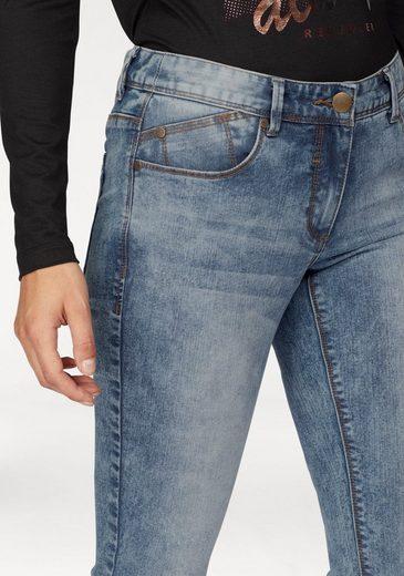 Tamaris Röhrenjeans, im 5-Pocket-Style