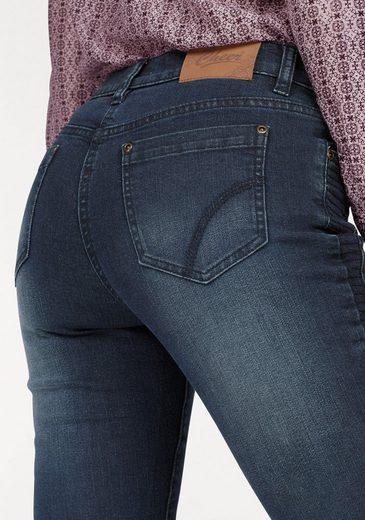 "Cheer Skinny-fit-Jeans ""Karin"", in 3 Längen verfügbar"