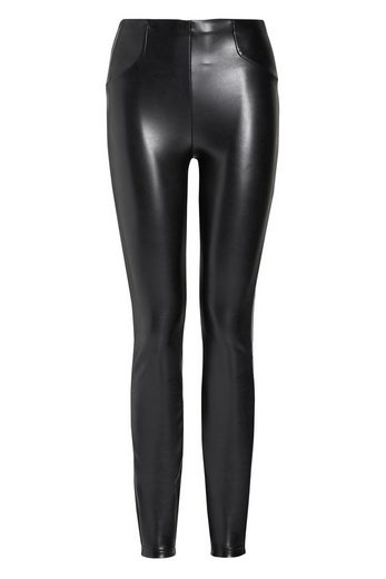 Next Leggings im Leder-Look