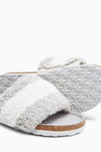 Next Sandale In Felloptik