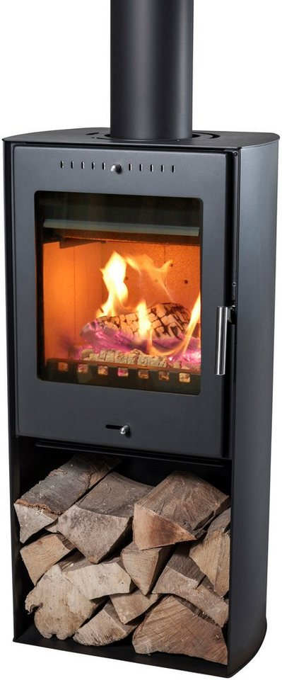 aduro kaminofen asgaard 9 stahl 5 kw holzfach online kaufen otto. Black Bedroom Furniture Sets. Home Design Ideas