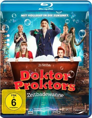 Blu-ray »Doktor Proktors Zeitbadewanne«