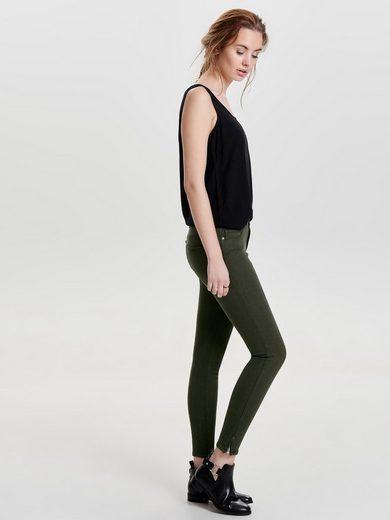 Only Serena Reg Ankle Skinny Fit Jeans