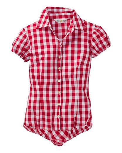 Almsach Gingham-blouses Body