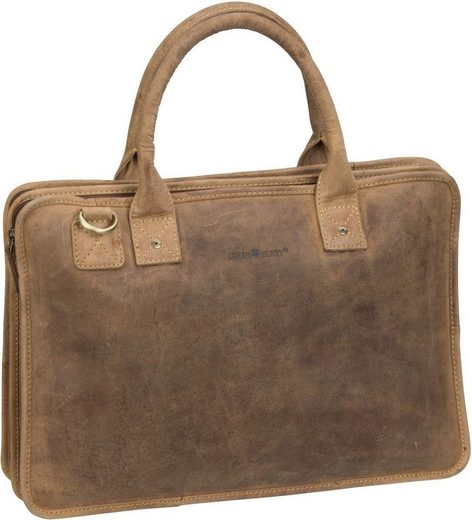 Greenburry Briefcase Vintage 1645 Laptop Case