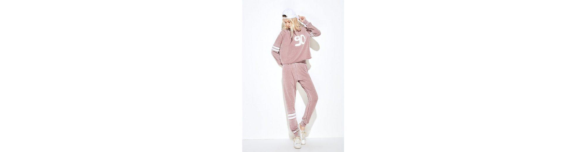 Aiki Keylook Sweatshirt Fresh Princess, burnout wash