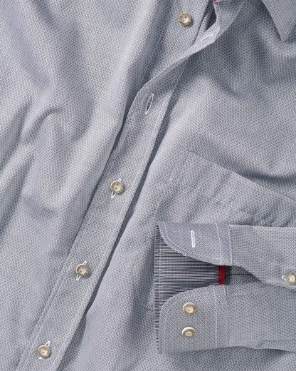 Hammerschmid Hemd, gemustert