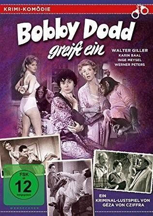 DVD »Bobby Dodd greift ein«