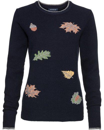 Highmoor Pullover mit Herbst-Jacquard