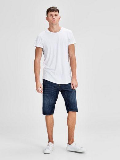 Jack & Jones CADEN LONG SHORTS AM 103 Jeansshorts