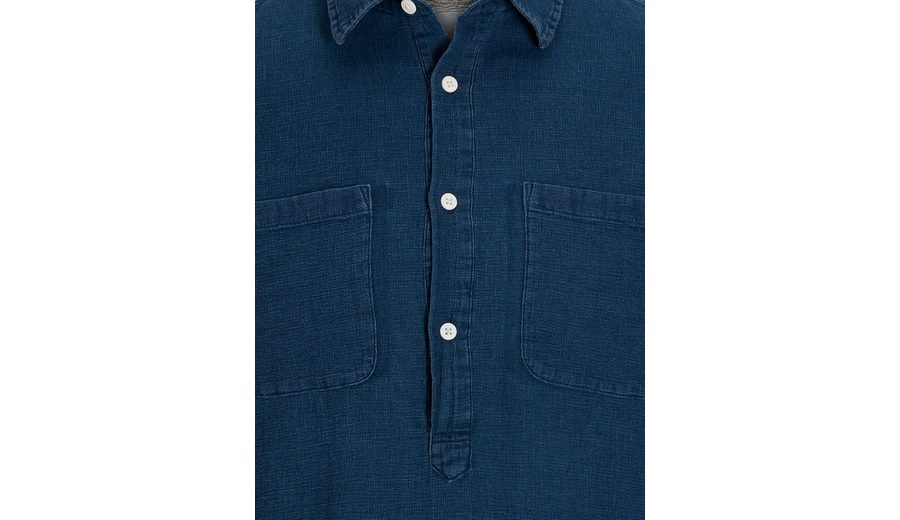 Jack & Jones Halbblenden- Langarmhemd Verkauf Günstiger Preis Mehrfarbig JKyq0Zk