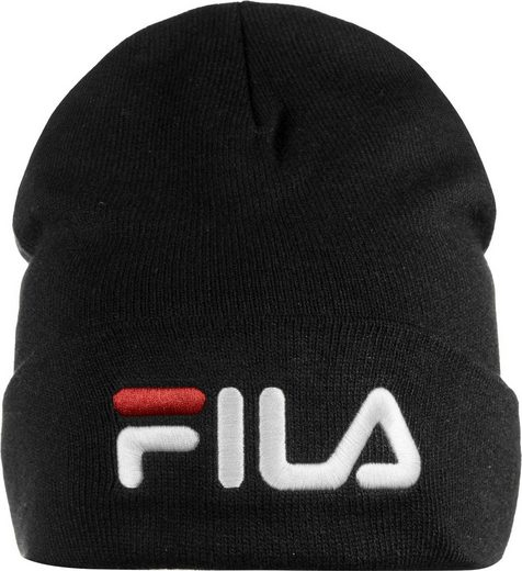 Fila Beanie »Slouchy Linear Logo«