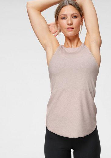 Nike Yogatop »Nike Women's Tank« Feinrippstruktur