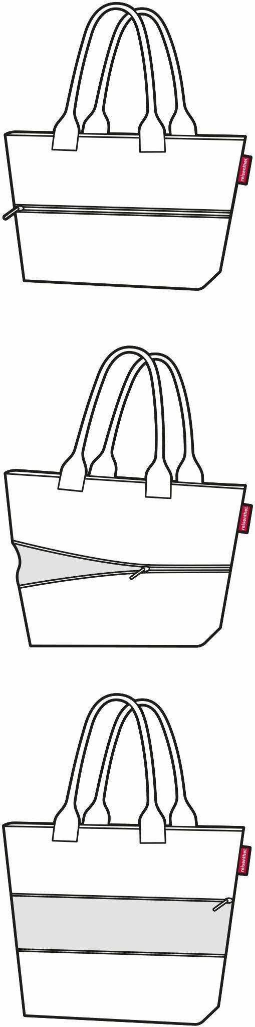 E1« Einkauf Einkaufsshopper Für Kleinen Den L Reisenthel® Platz »shopper 18 wfSPnqE7
