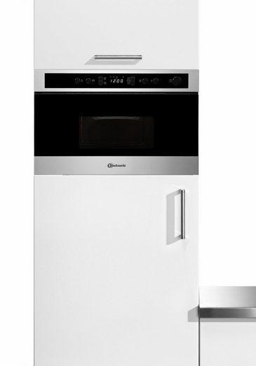 BAUKNECHT Einbau-Mikrowelle EMNK5 2238 PT, Dampfgarfunktion, 22 l
