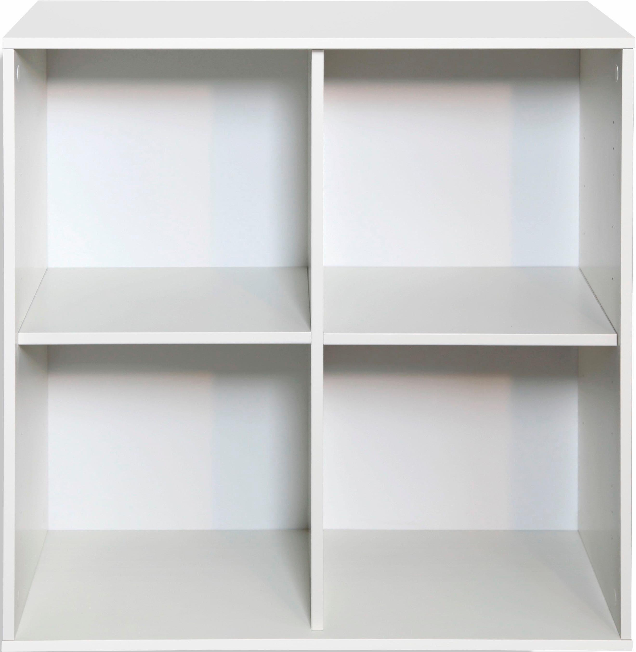 Home affaire Regal »Boxy« quadratisch, Tiefe 35 cm