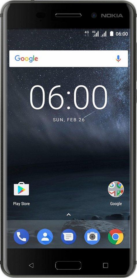 nokia 6 dual sim smartphone 14 cm 5 5 zoll display lte. Black Bedroom Furniture Sets. Home Design Ideas