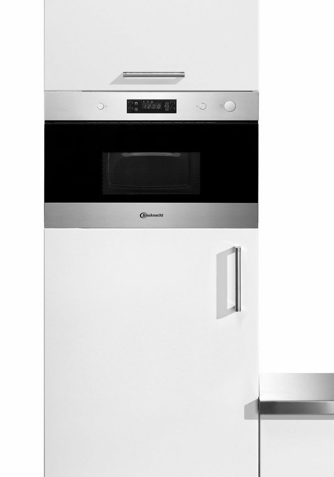 *Bauknecht Einbau-Solo-Mikrowelle EMNK3 2138 IN, 22 Liter, 750 Watt*