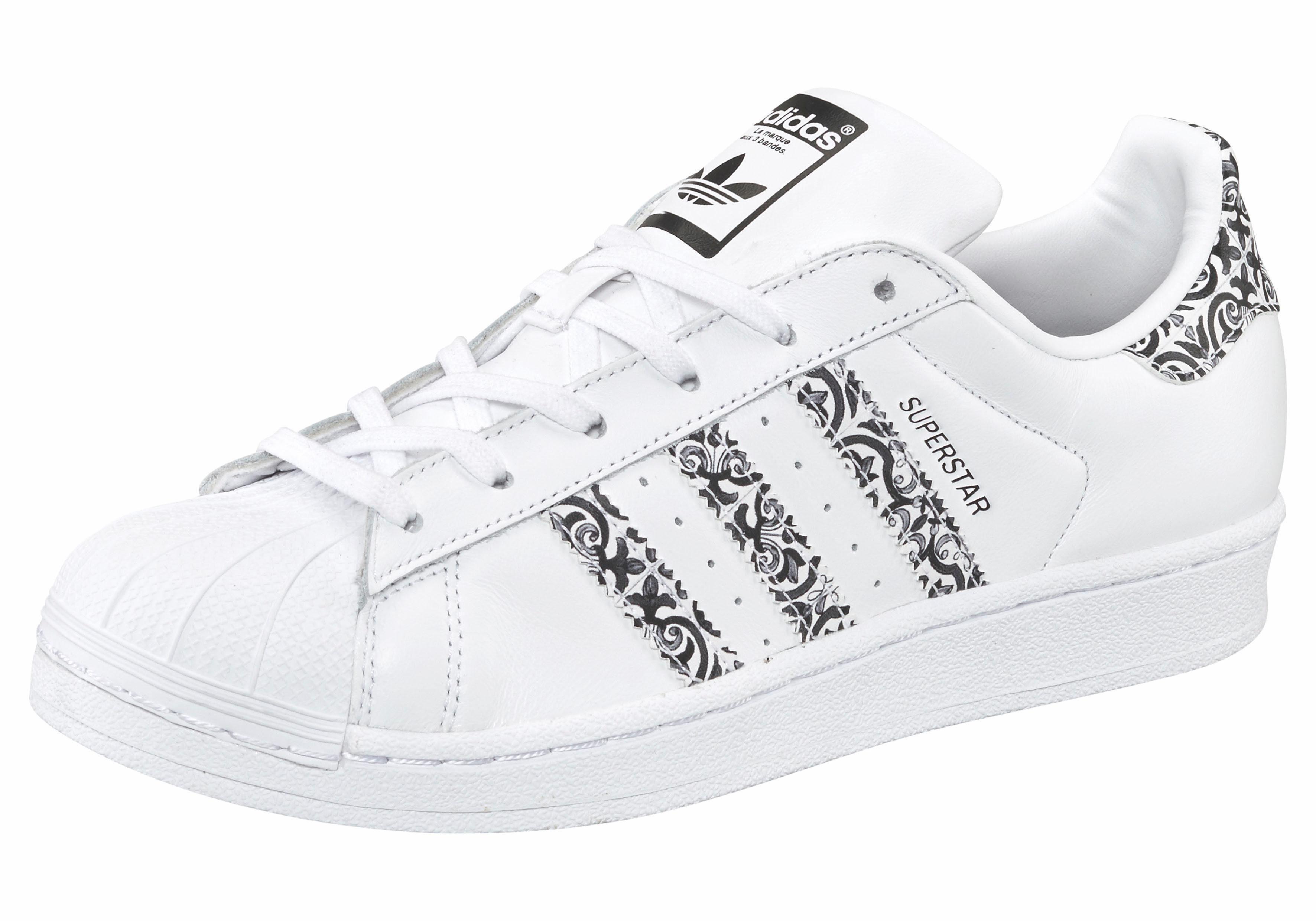 adidas Originals Wmns Superstar Sneaker kaufen  weiß-schwarz