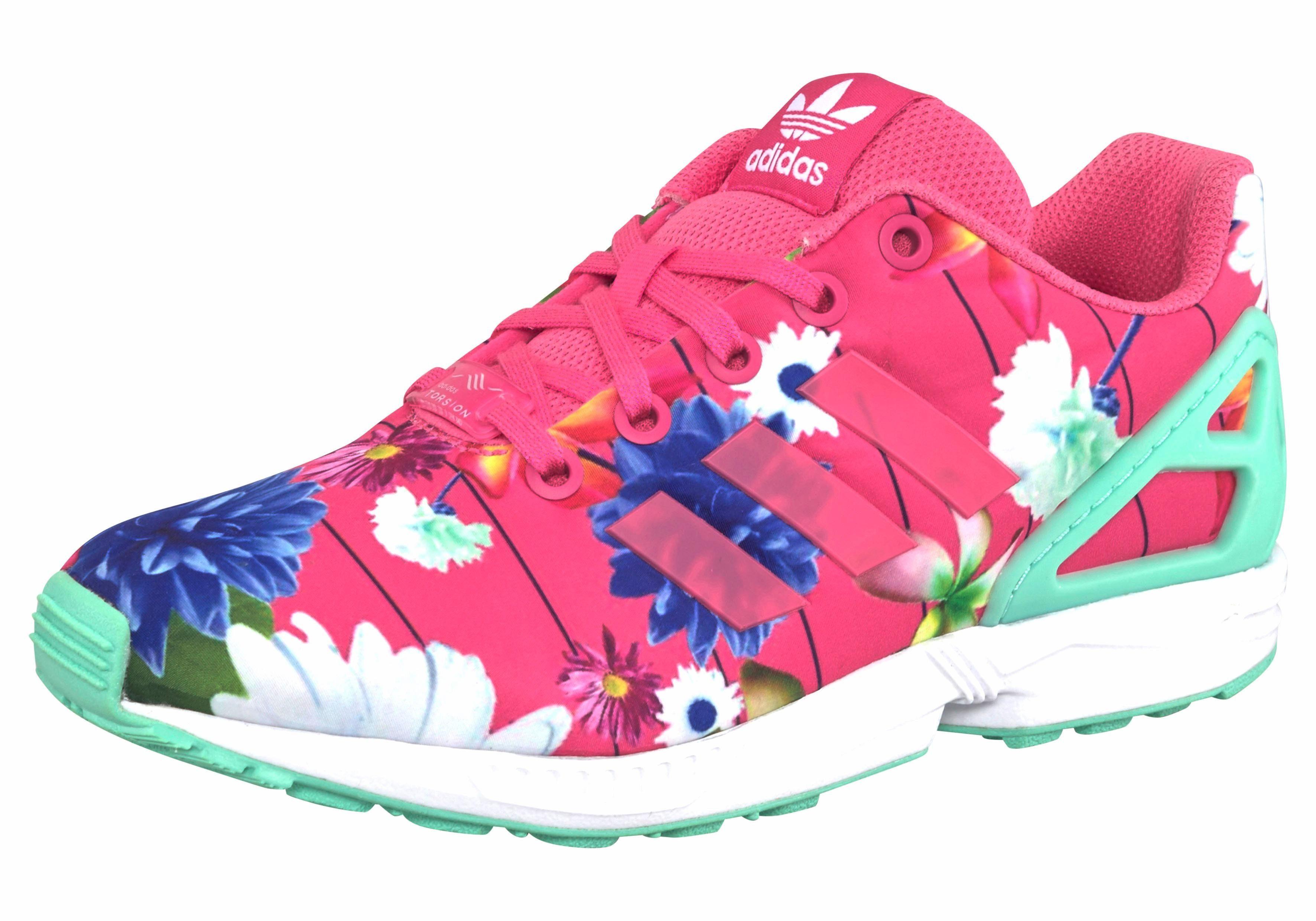adidas Originals ZX FLUX C M Sneaker kaufen  pink-mint