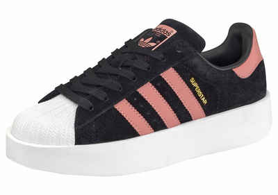 outlet store e6c53 3b7aa adidas Originals »Superstar Bold W« Plateausneaker