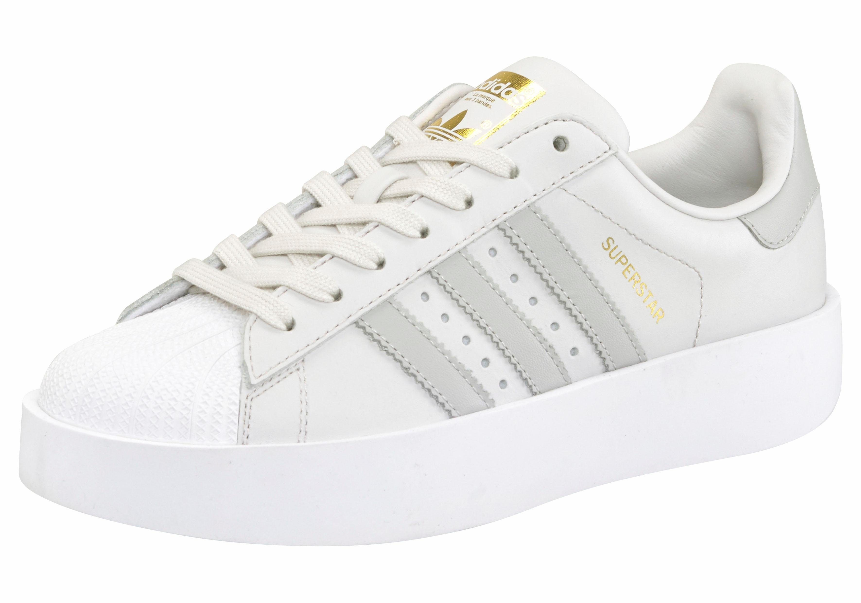 adidas superstar bold damen
