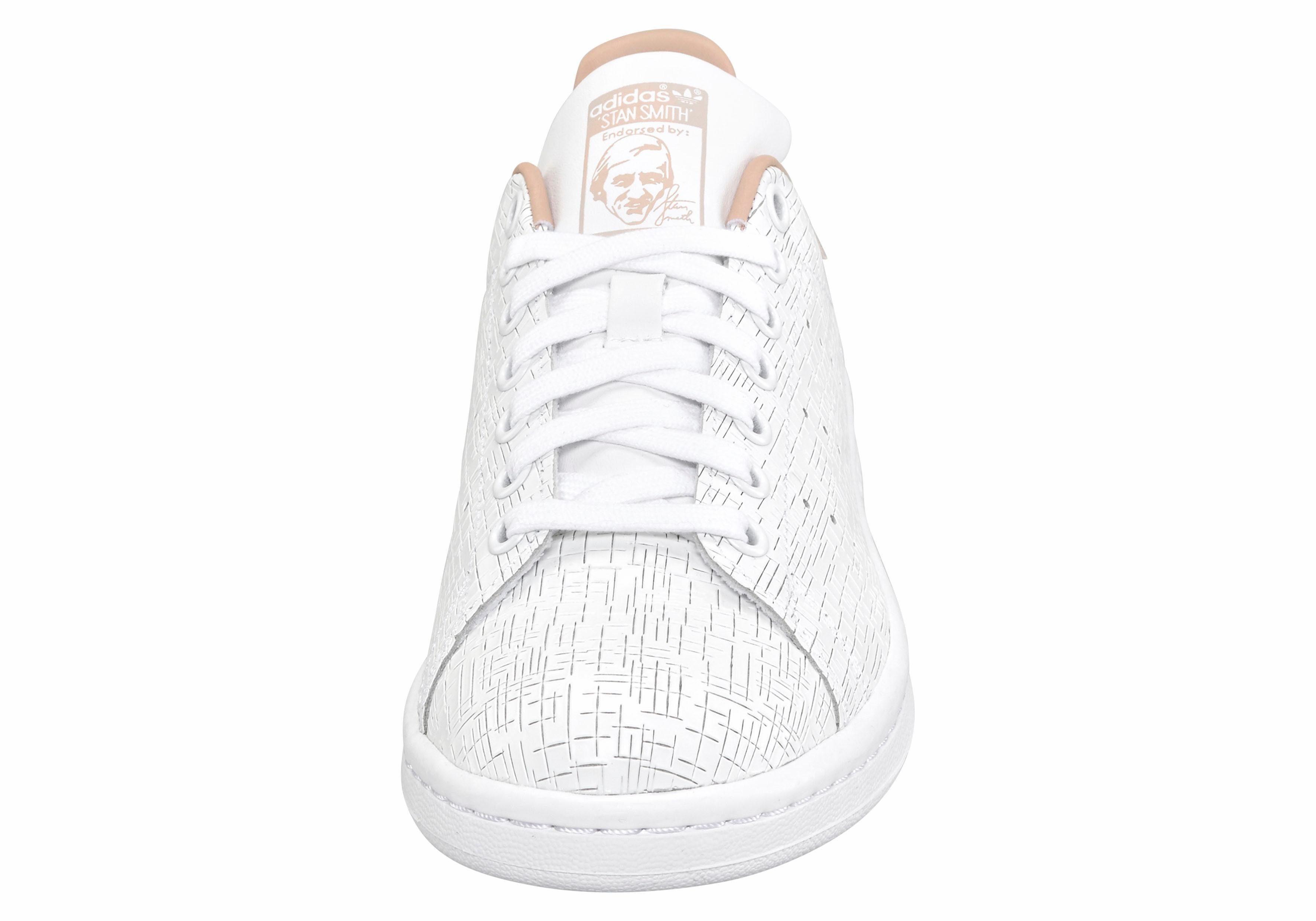 adidas Originals Stan Smith W Sneaker kaufen  weiß-nude