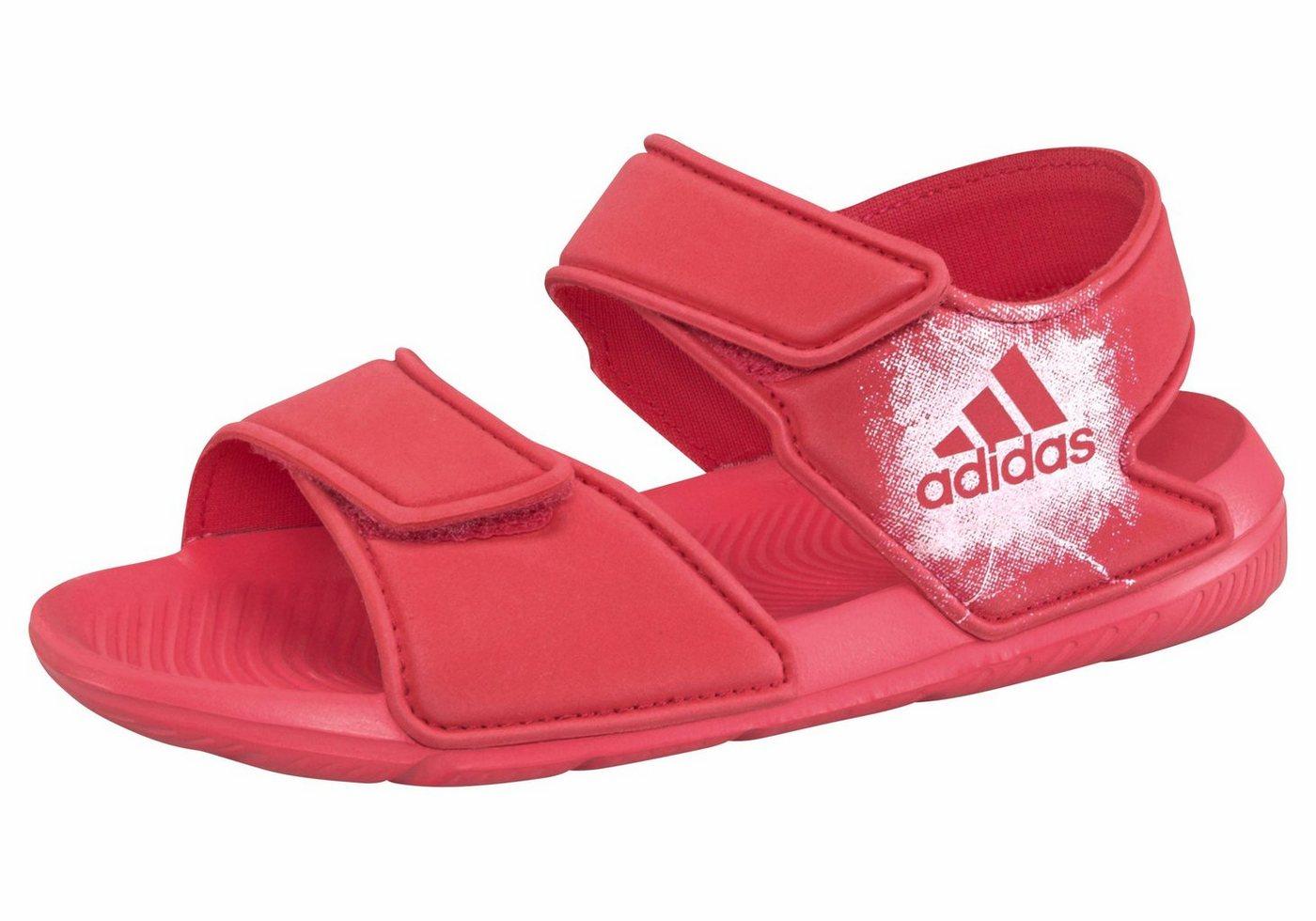 Damen adidas Performance »Alta Swim C« Badesandale  | 04057283751781