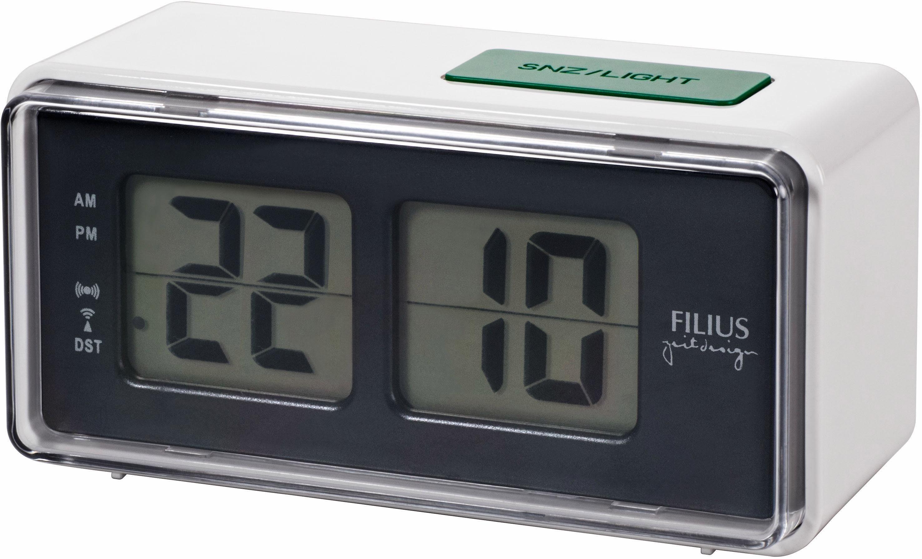 Filius Zeitdesign Funkwecker, »0530-0«