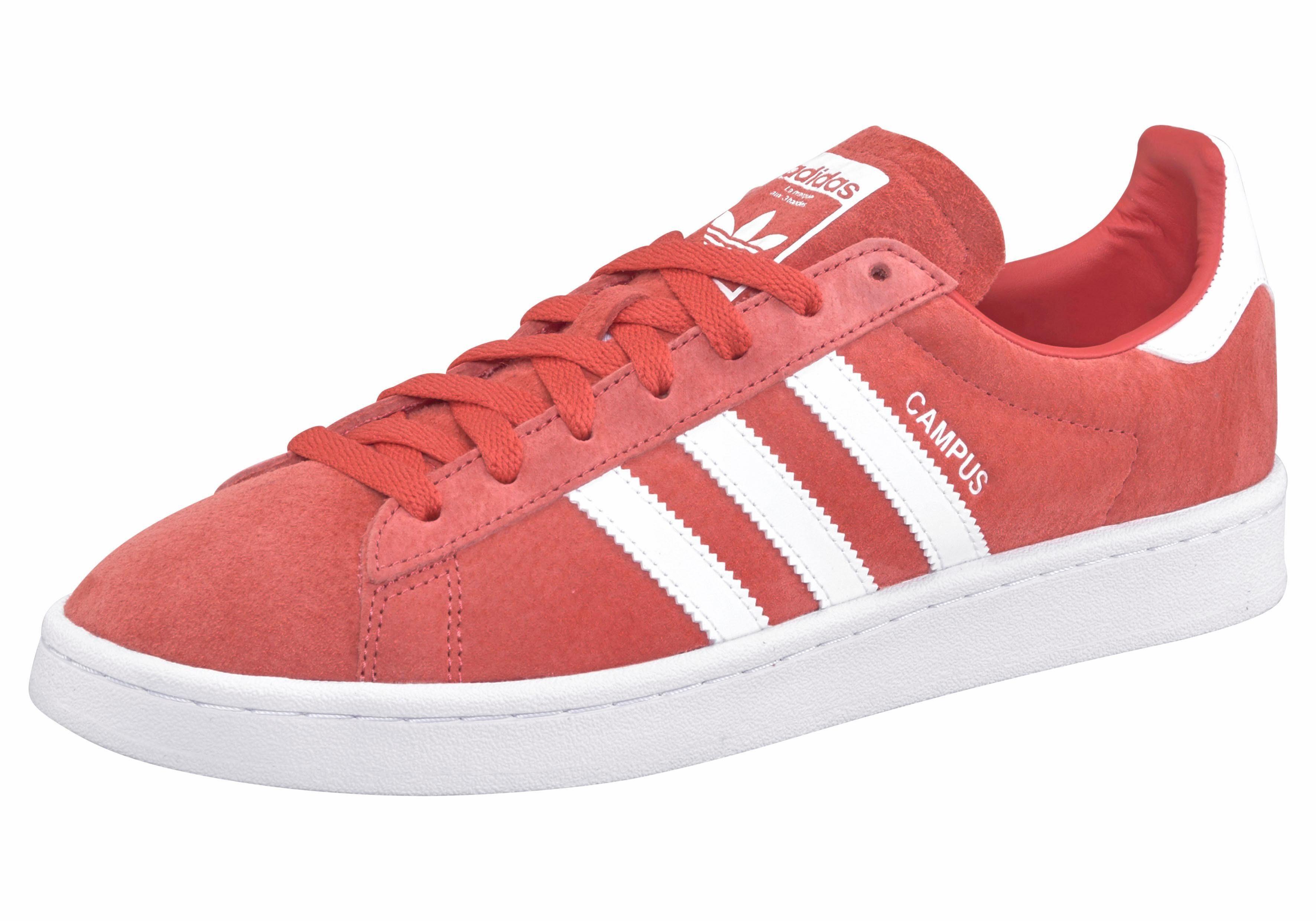Originals KaufenOtto SneakerGepolsterter Tragekomfort Einstieg Für Mehr Online Adidas »campus W« zVUMSp